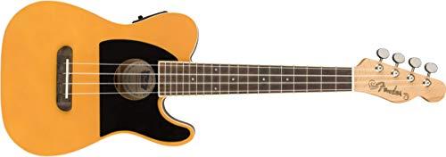 Fender Fullerton Telecaster Ukulele - Butterscotch Blonde