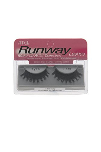 ARDELL Tyra Black Faux-cils