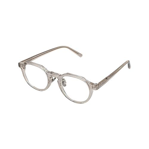 YGK132 老眼鏡 福祉 介護 ルーペ Reading Glasses シニアグラス ダルトン BONOX 男女兼用 敬老の日 プレゼント 母の日 (YGJ132LGY L.GRAY, 1.5)