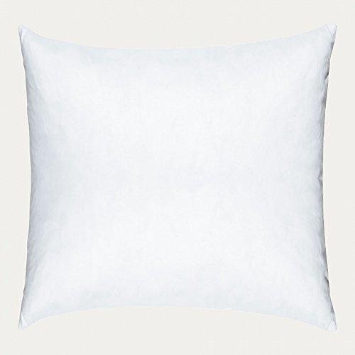 Linum Inlett Federkissen für Kissenbezüge N05 60cm x 60cm, Kissen, Kissenfüllung, Federinlett, Wohntextilien