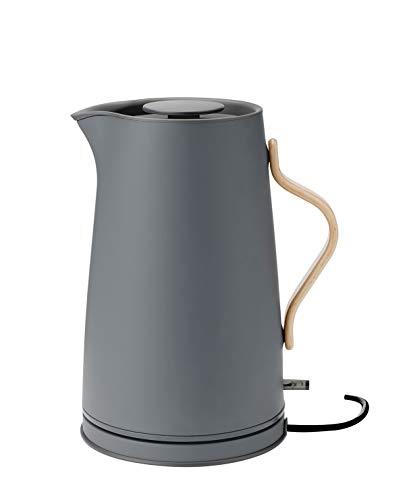 Stelton Emma Wasserkocher 1,2 Liter, matt grau