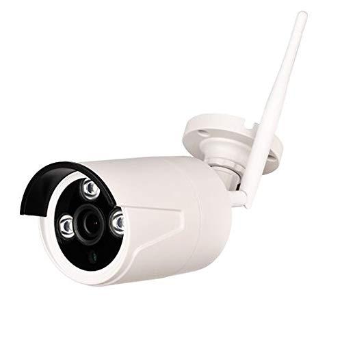 Sebasty Sistema de cámara de interior al aire libre Inicio de Seguridad de 4 canales HD 1080P WiFi inalámbrico con NVR HDMI con 10' pulgadas de pantalla LCD de pantalla del monitor, reproducción remot
