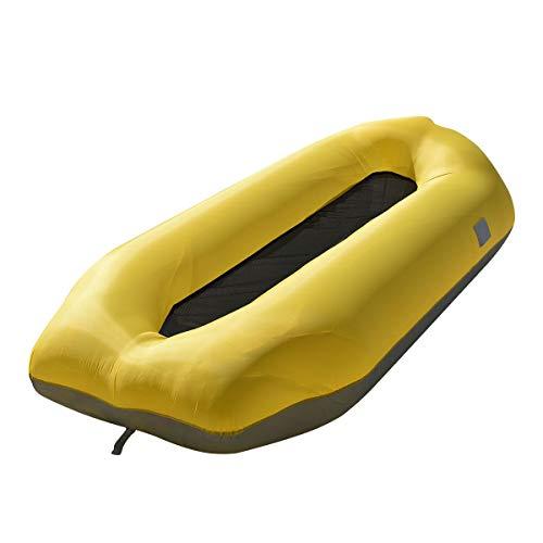 Qdreclod Aufblasbares Sofa Amphibisch Luftsofa Couch Outdoor Luft Sitzsack Tragbare Luftsack Strand Schnelle Aufblasbares Air Lounger,Kompakte Tragetasche,Ideal für Camping,Garten,Pool-Party