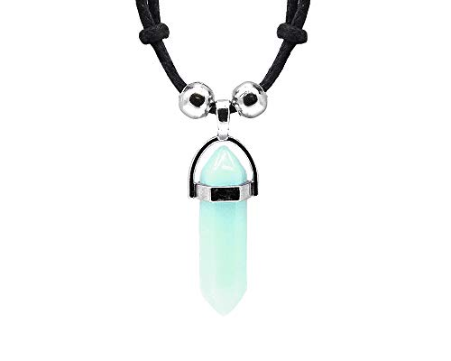 calcite necklace for men - 7