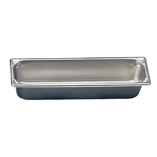 Vollrath 3056-2 Super Pan V - Half-Size Long, 8-3/16 Quart