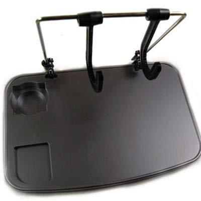 ADSIKOOJF Eenvoudige Auto Computer Bureau Auto Notebook Desktop Stand Tafel Computer Stand Lade Opknoping Eettafel Auto Organizer Accessoires