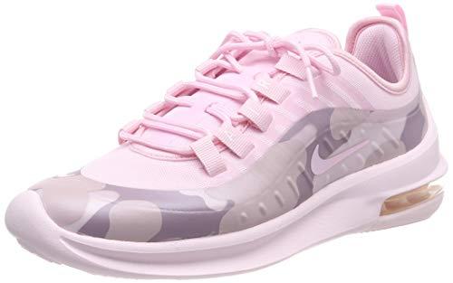 Nike Wmns Air MAX Axis Prem, Zapatillas de Gimnasia Mujer, Rosa (Pale Pink/Pink Foam/Black 600), 44.5 EU