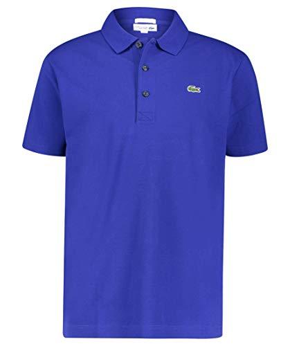 Lacoste YH4801 00 Polo Sport, Bleu (Cosmique), S para Hombre