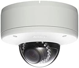 Sony Network IP 1.3 Megapixel 49 ft IR Mini Dome Security Camera