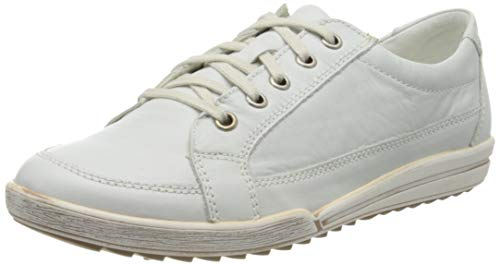 Josef Seibel Damen SMU-Dany 63 Sneaker, Weiß, 41 EU