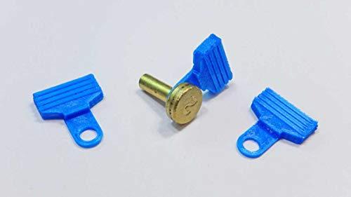 Locator Pin Tabs for Dillon Reloading Press 550, XL650, 750, 1050, 1100