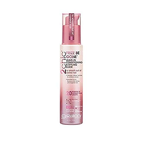 Giovanni Cosmetics 2chic Frizz Be Gone Leave-In Conditioner, 166 g