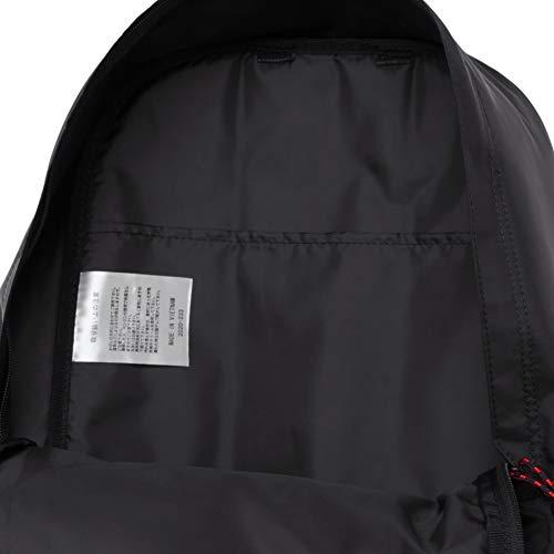 [スラッシャー] [ユニセックス] リュック 25L (撥水加工)[ THR-138 / Backpack ] おしゃれ A4収納 BKRD_フラック・レッド