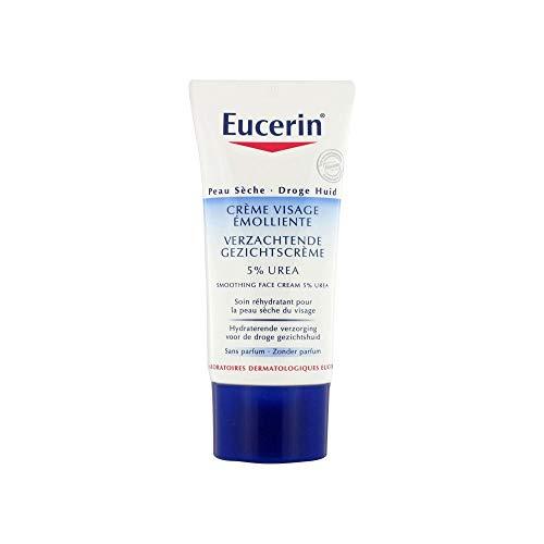 Eucerin Smoothing Face Cream 5% Urea 50ml