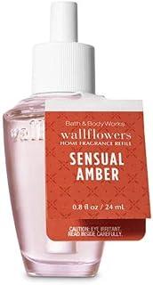 【Bath&Body Works/バス&ボディワークス】 ルームフレグランス 詰替えリフィル センシュアルアンバー Wallflowers Home Fragrance Refill Sensual Amber [並行輸入品]