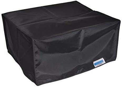 Comp Bind Technology Dust Cover for Brother MFC-L2710DW Wireless Laser Printer, Black Nylon Anti-Static Dust Cover Dimensions 16.1''W x 15.7''D x 12.5''H by Comp Bind Technology