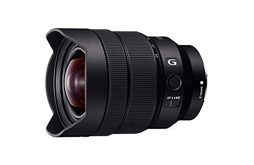 Sony SEL-1224G Obiettivo con Zoom 12-24 mm F4, Serie G, Mirrorless Full-Frame, Attacco E, SEL1224G