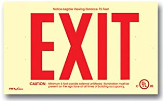 Best parking exit sign Reviews