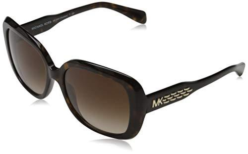 Michael Kors Damen 0MK2081 Sonnenbrille, Mehrfarbig (Dark Tot), 56