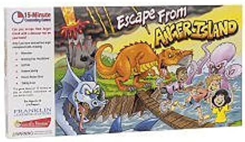 Escape from Anger Island by Franklin Learning Systems