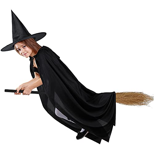 3 Pieces Halloween Witch Costume...