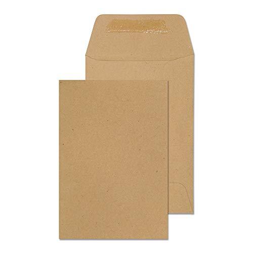 Blake Purely Everyday 119970/100 PR gelenomslag, met rubber, 80 g/m2, pak van 100 stuks, bruin