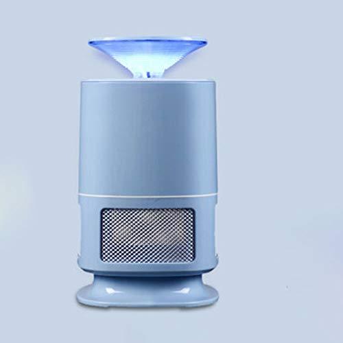 XXCC Lampe Anti-Moustique,Anti-Moustique intérieur intérieur,Anti-Moustique Physique inhalé,boîte de Rangement Amovible pour moustiques,adaptée aux Personnes âgées,aux mères et aux Nourrissons