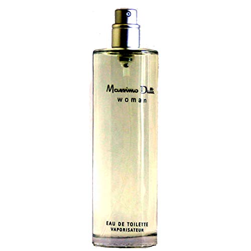 WOMAN de MASSIMO DUTTI - Eau de Toilette Natural Spray 100 ml - [SIN CAJA Y SIN TAPON]