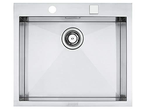 Franke Planar PPX 210-58 A Edelstahl Küchenspüle großes Abwaschbecken Spülbecken