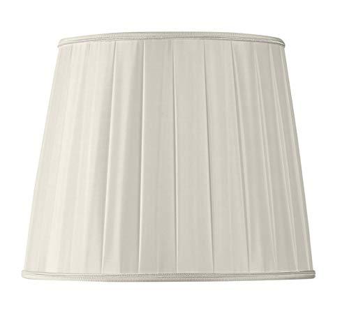 Lampenschirm Plissee Form Ø 50 x 35 x 40 (Handgefaltet)