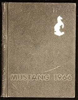 (Custom Reprint) Yearbook: 1966 Natrona County High School - Mustang Yearbook (Casper, WY)
