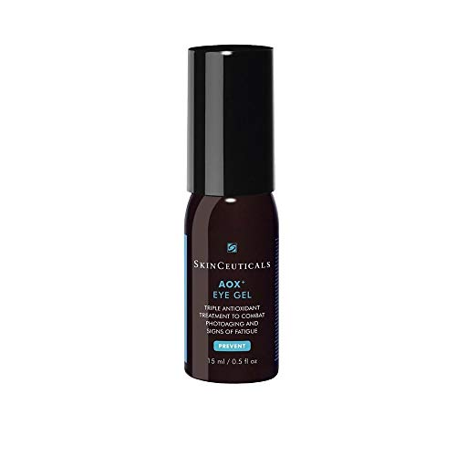 SkinCeuticals AOX Eye Antioxidant for Photoaging and Signs of Fatigue 0.5 oz