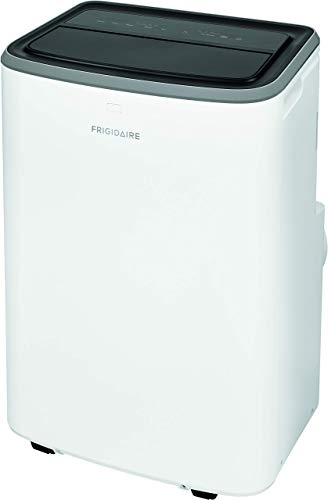 Frigidaire Portable Air Conditioner with Remote Control, White (Renewed)