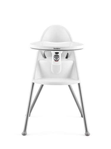BABYBJÖRN High Chair (White/Gray)