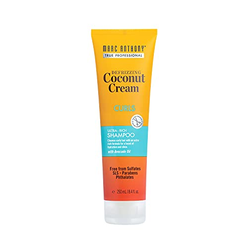 Marc Anthony Defrizzing Coconut Cur…