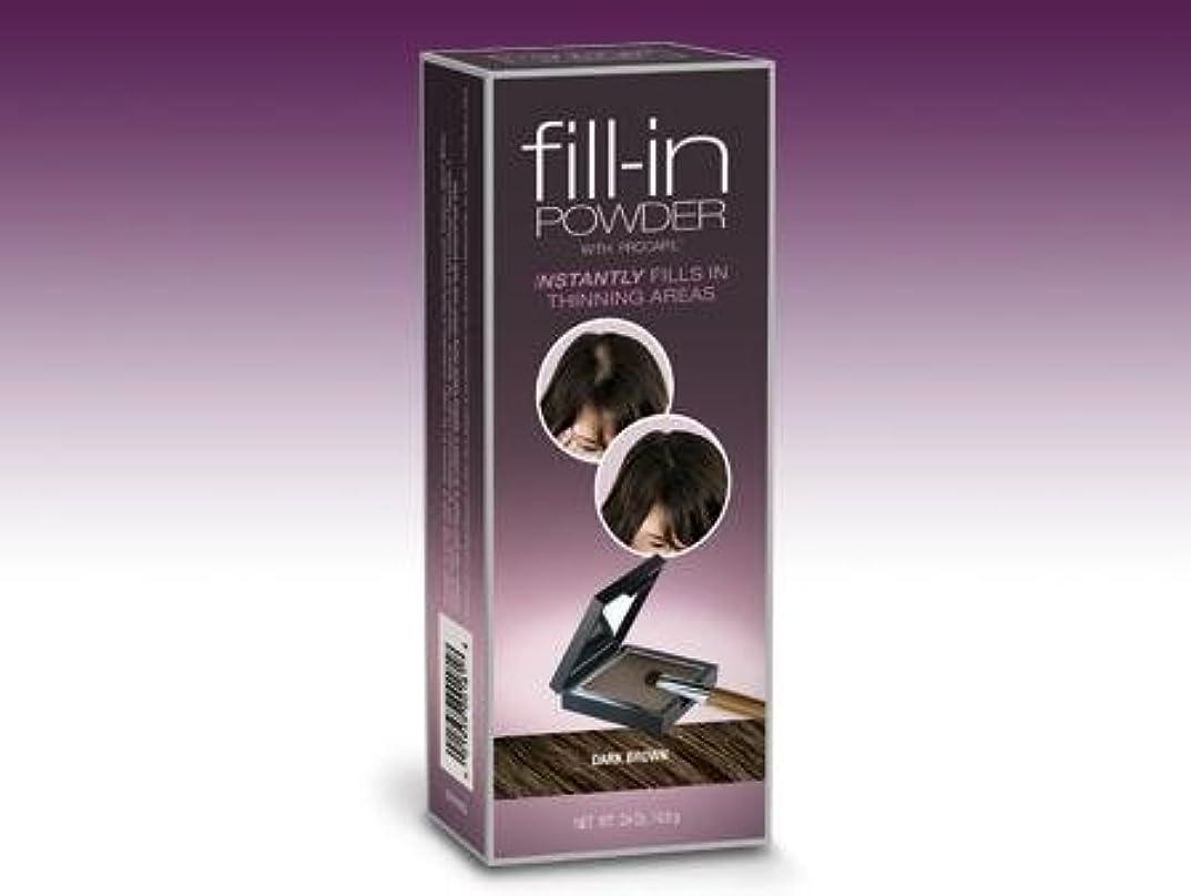 密接に同性愛者禁止Fill In Powder for Thinning Hair (pack of 12) (並行輸入品)