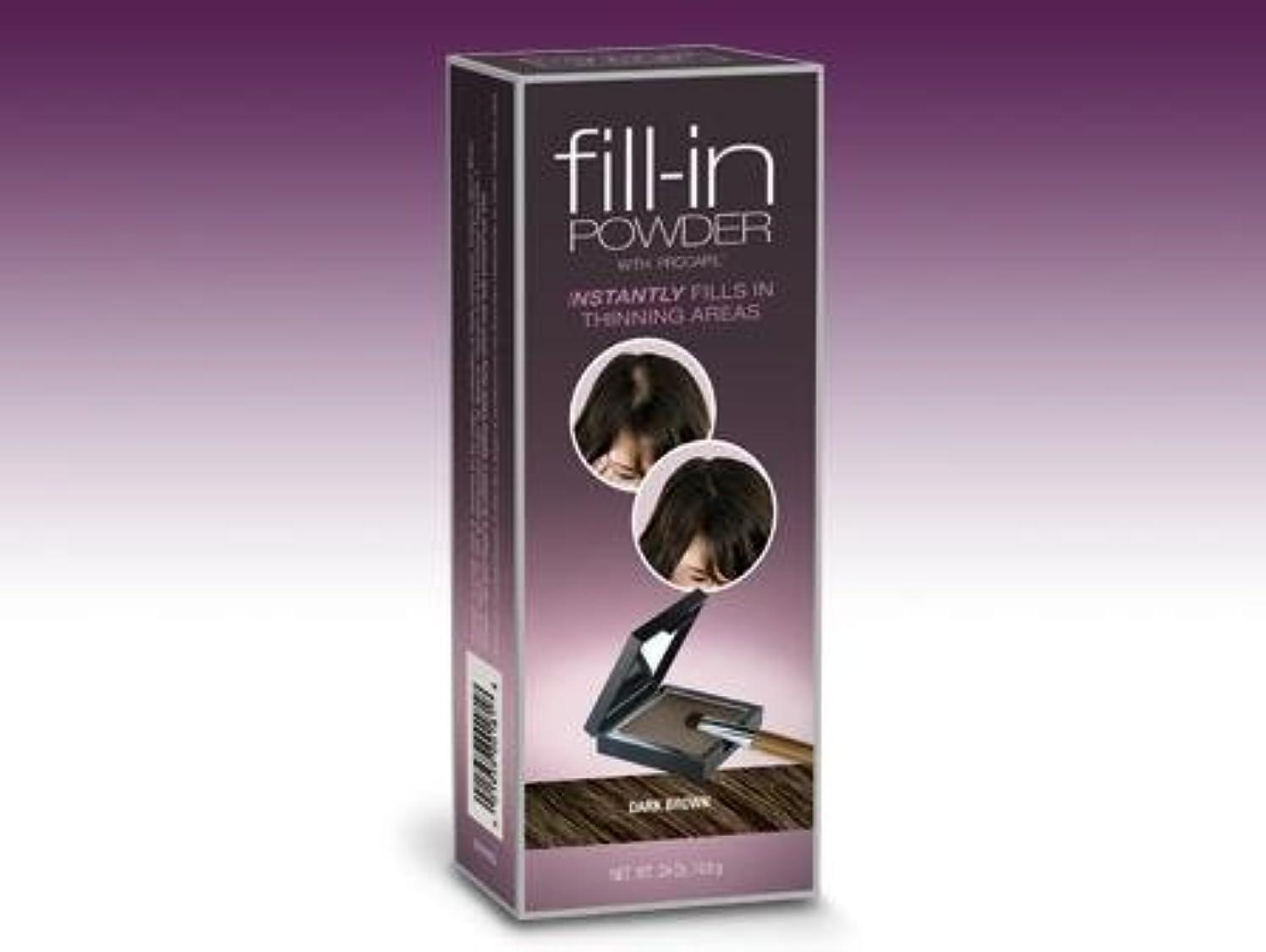 拷問落胆するうまFill In Powder for Thinning Hair (pack of 12) (並行輸入品)