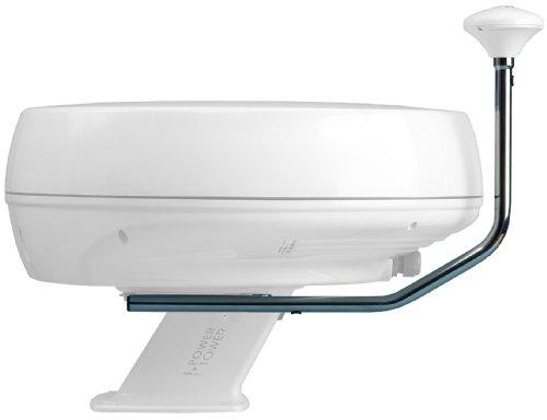 Scanstrut SC112 PowerTower Port Mounted Bar For Light, GPS, VHF & Navtex