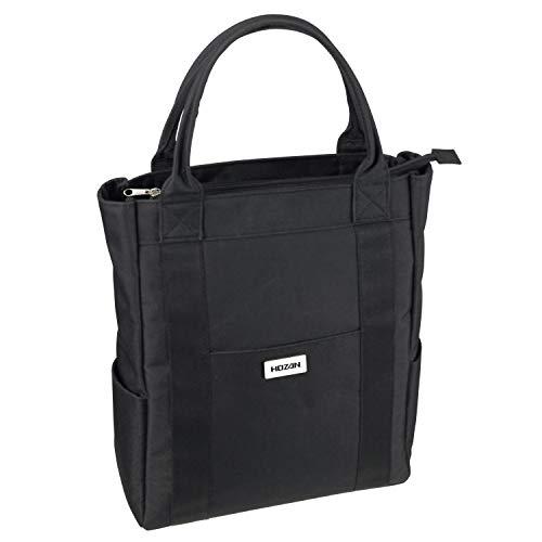 ホーザン(HOZAN) バッグ トートバッグ B-723 工具などの持ち運びに ブラック