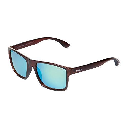 SINNER 𝗣𝗿𝗲𝗺𝗶𝘂𝗺 Sonnenbrille Herren & Damen in Mehrere Modische Farben - Männer Sonnenbrille Stylisch, Retro & Vintage Design - 100% UV400 Schutz, Polarisiert & Nicht Polarisiert
