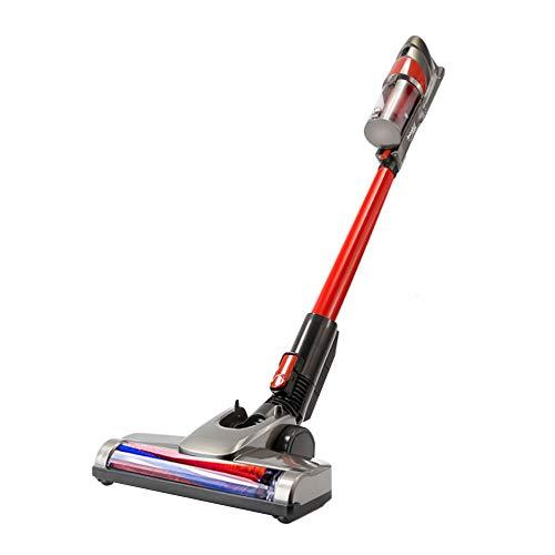 Best Buy! Dual-purpose cordless vacuum cleaner with lifting manual vacuum cleaner red carpet hard fl...