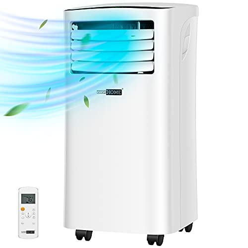 VIVOHOME 3 in 1 Portable Air Conditioner Fan 10000 BTU with Dehumidifier and Remote Control for Room Bedroom Cool up to 450 Square Feet