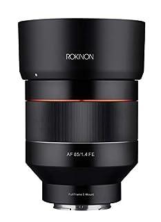 ROKINON IO85AF-E 85mm F1.4 Auto Focus Weather Sealed Lens for Sony E-Mount (B07Q41ZZ1S) | Amazon price tracker / tracking, Amazon price history charts, Amazon price watches, Amazon price drop alerts