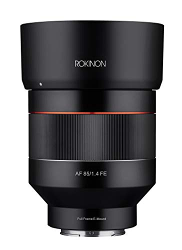 ROKINON IO85AF-E 85mm F1.4 Auto Focus Weather Sealed ...