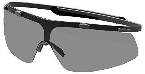 Uvex Super G Schutzbrille - Supravision Sapphire - Getönt/Schwarz