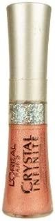 L'oreal Crystal Infinite Sparkling Eyeshadow, Rose Quartz.