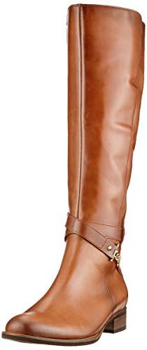 Gabor Shoes Damen Fashion Hohe Stiefel, Braun (Whisky (Effekt) 24), 35.5 EU