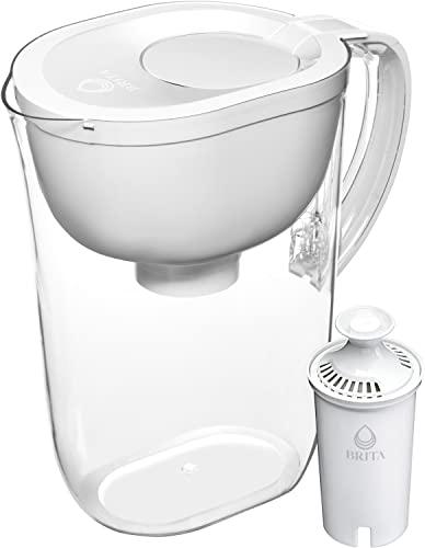 Brita Standard Everyday Water Filter Pitcher,...