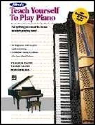 Alfreds Teach Yourself to Play Piano (Teach Yourself Series) by Manus, Morton, Palmer, Willard A., Thomas (1994) Audio CD