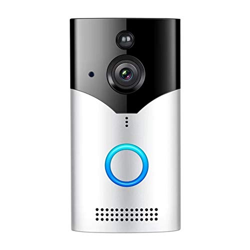 Wireless WiFi Video Doorbell Smart Phone Door Ring Intercom Security 1080P Camer, Kitchen,Dining & Bar, for Christmas New Year (Multicolor)